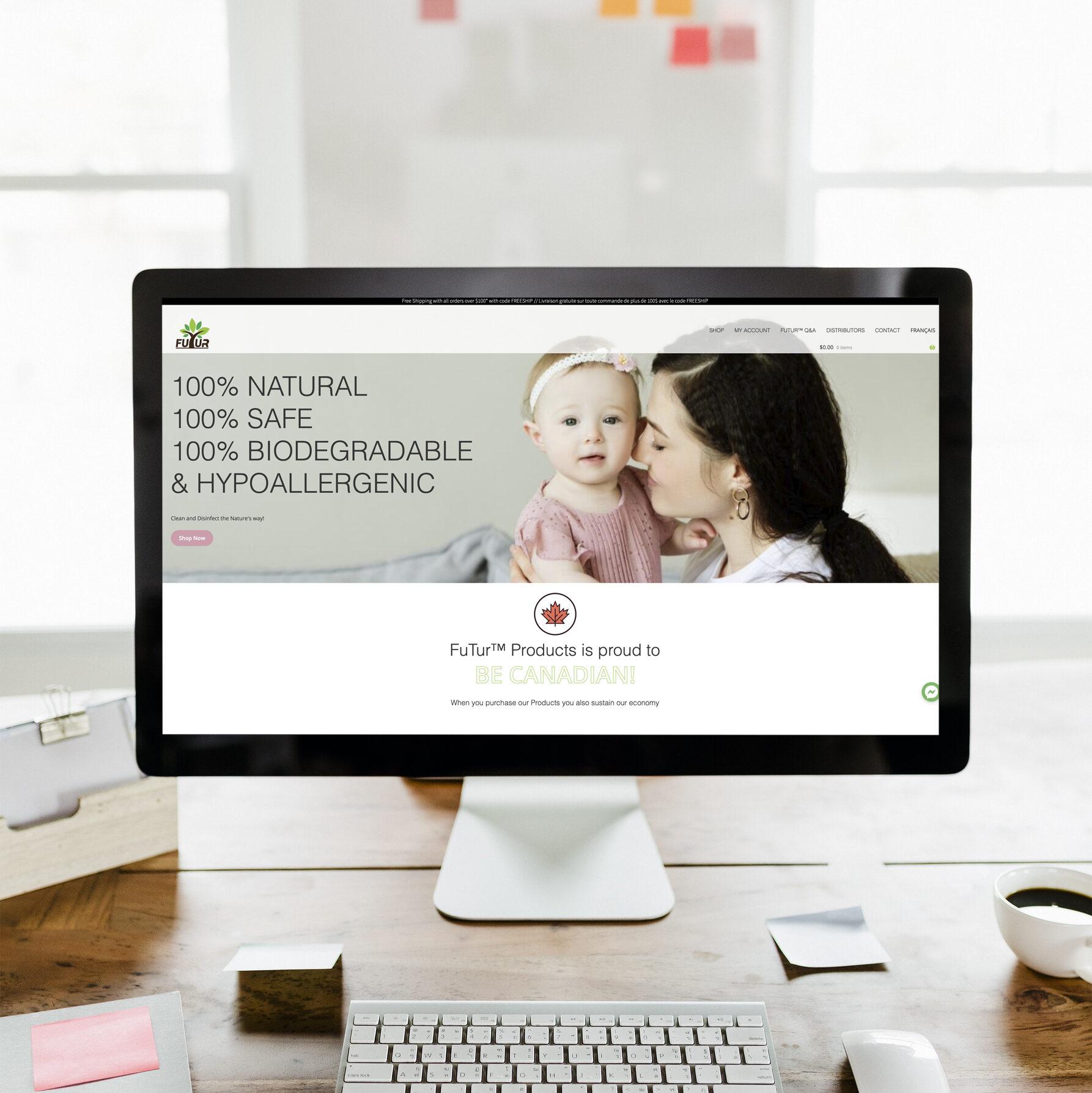 Website Design Examples iQuest Media 2