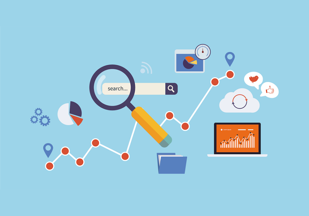 analytics and Google Ranking Factors - iQuest Media Canada Marketing Agency