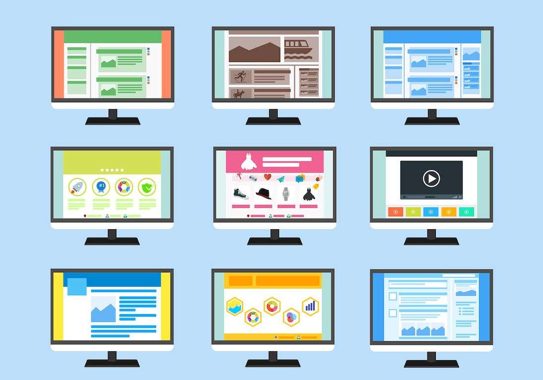 SEO friendly, mobile-responsive and trendy website templates and designs - iQuest Media
